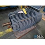 Reliance electric motor, 150 HP, 1,790 RPMs, 460 volt, 3 ph., 447T frame (Finish Building)