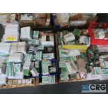Lot of (2) pallets with Asco valves (Finish Building)