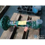 Fisher 667 relief actuator valve, port size 2 in., rating CL600PT, s/n FA00043662 (Finish Building)