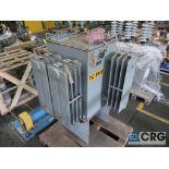 Transformer, 70 KVA (Finish Building)