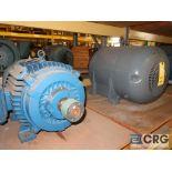 Lot of (4) assorted 20 HP motors (Motor Building)