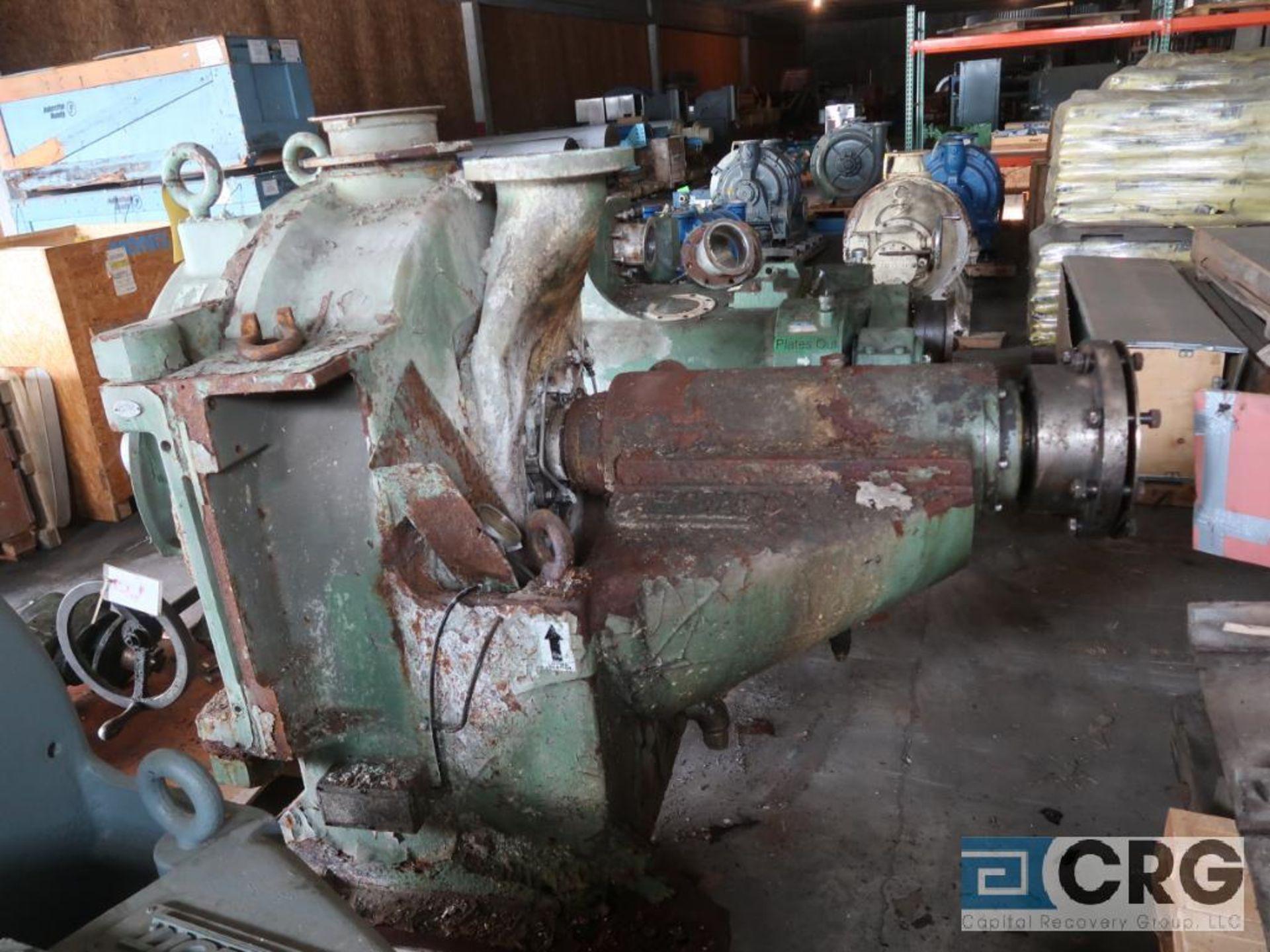 Beloit 38 in. double disc refiner (Off Site Warehouse) - Image 4 of 4