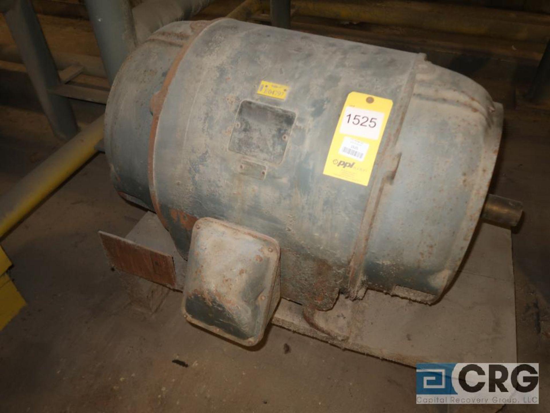 Motor, 200 HP, equipment #E04797 (496 Dock Area)