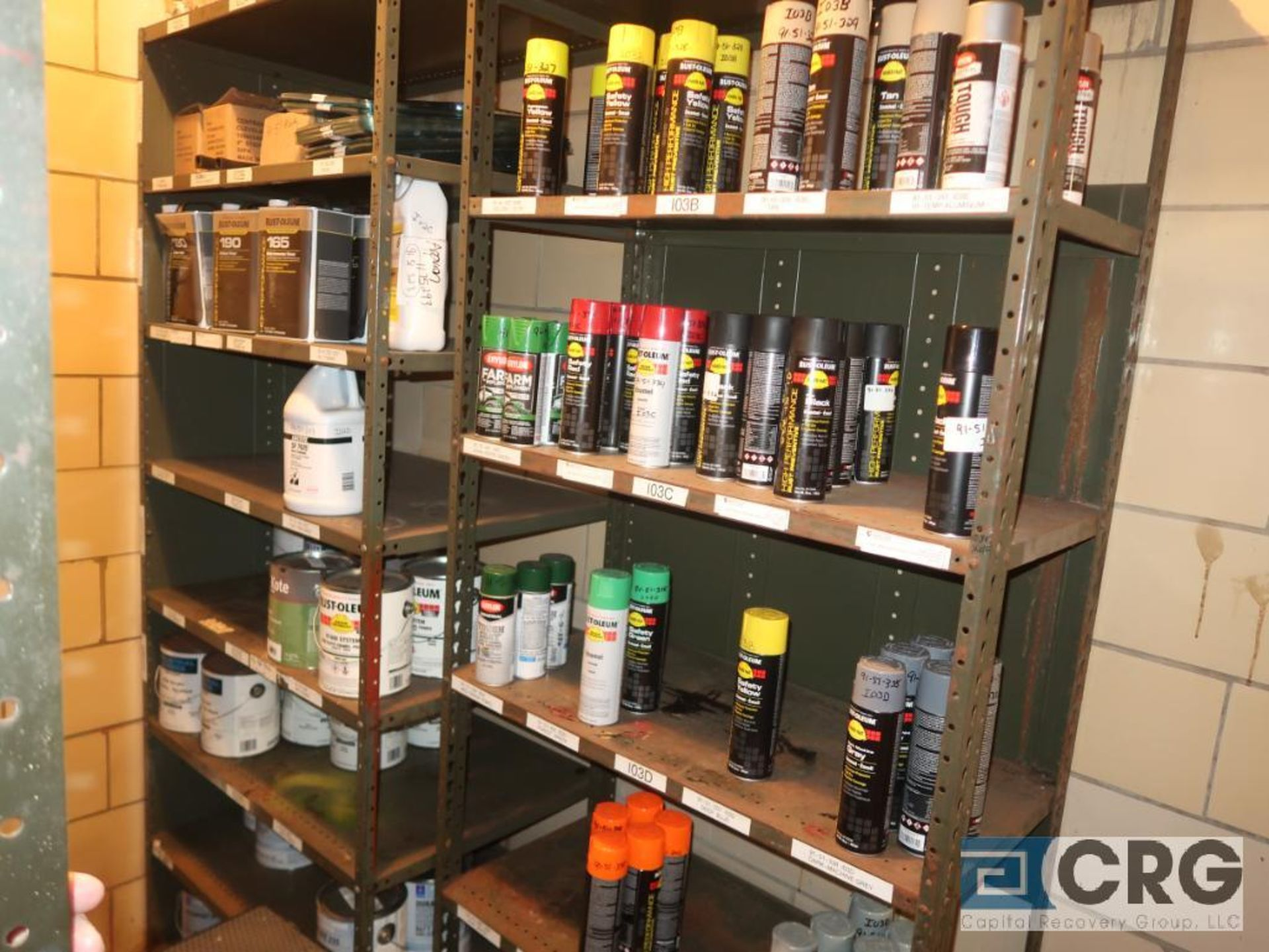 Lot of assorted paints (Store Basement) - Image 3 of 3