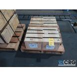 Lot of (4) Andritz 20TA051 refiner plates (Finish Building)