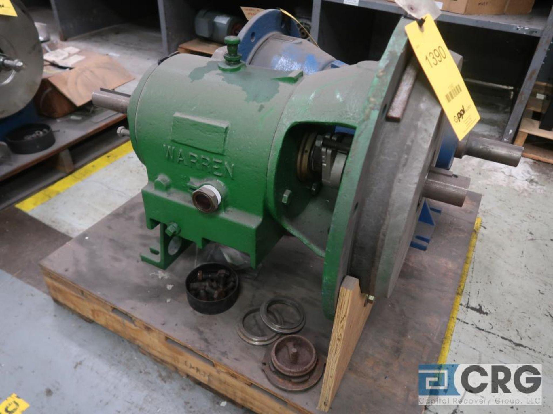 Warren 3202 16 in. pump (Basement Stores)