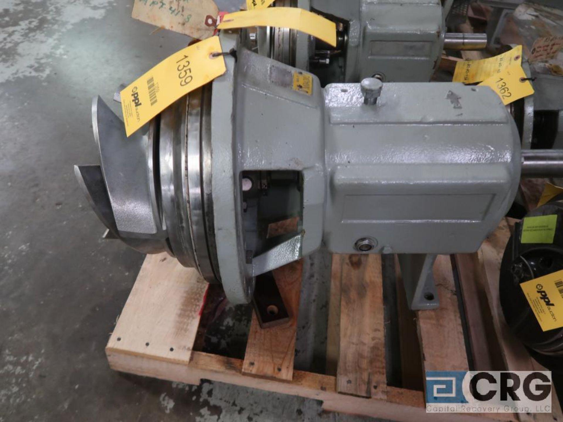 Sulzer APT L334 process pump, 6 x 4 x 14 (Basement Stores)