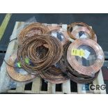 Lot of copper tubing (Finish Building)