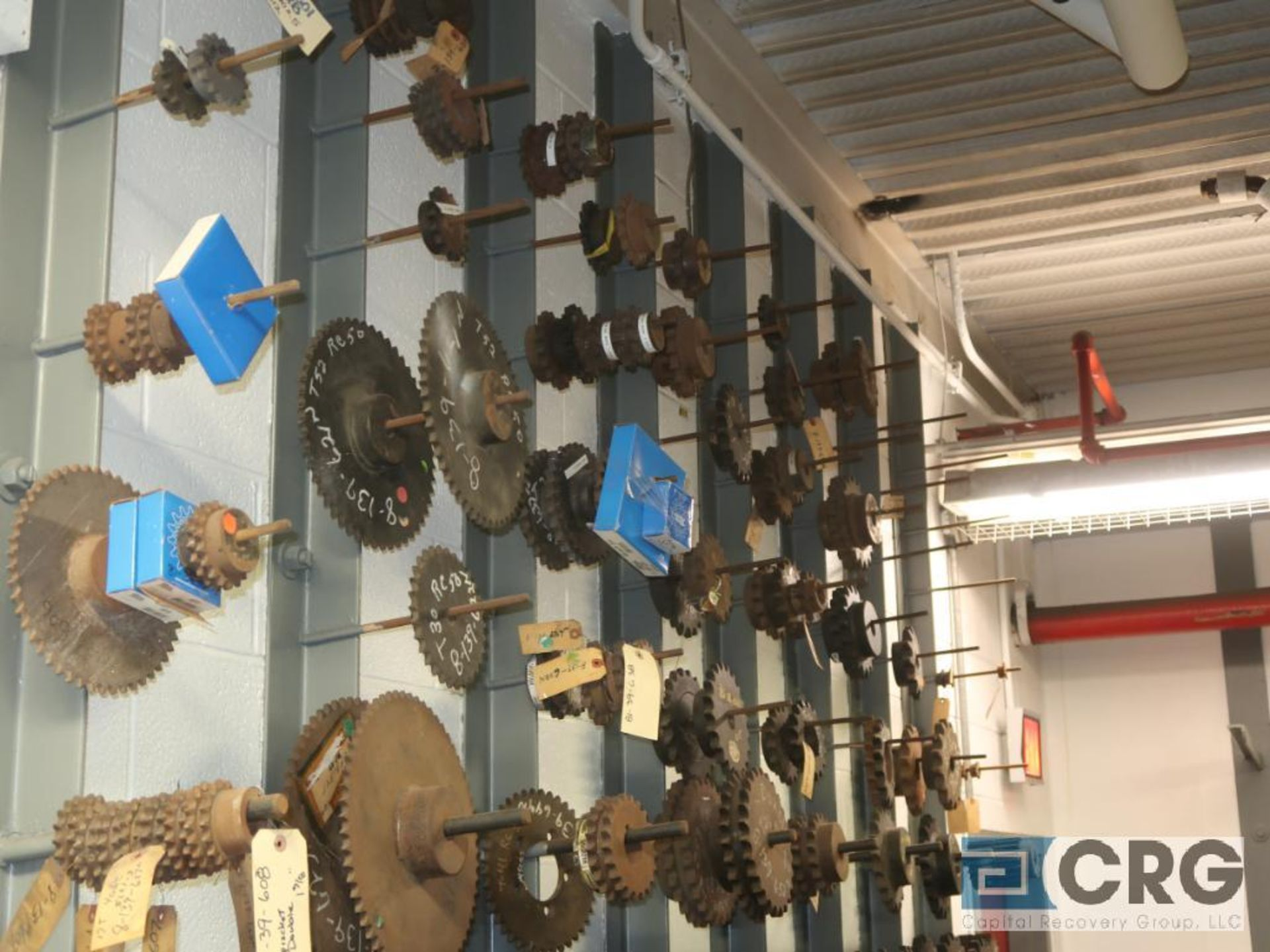 Lot of assorted sprockets (Store Basement) - Image 2 of 3