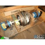 Goulds stainless impeller assembly (Next Bay Cage Area)