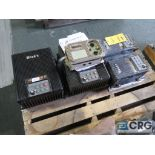 Lot of (5) Woods variable frquency drives (Finish Building)