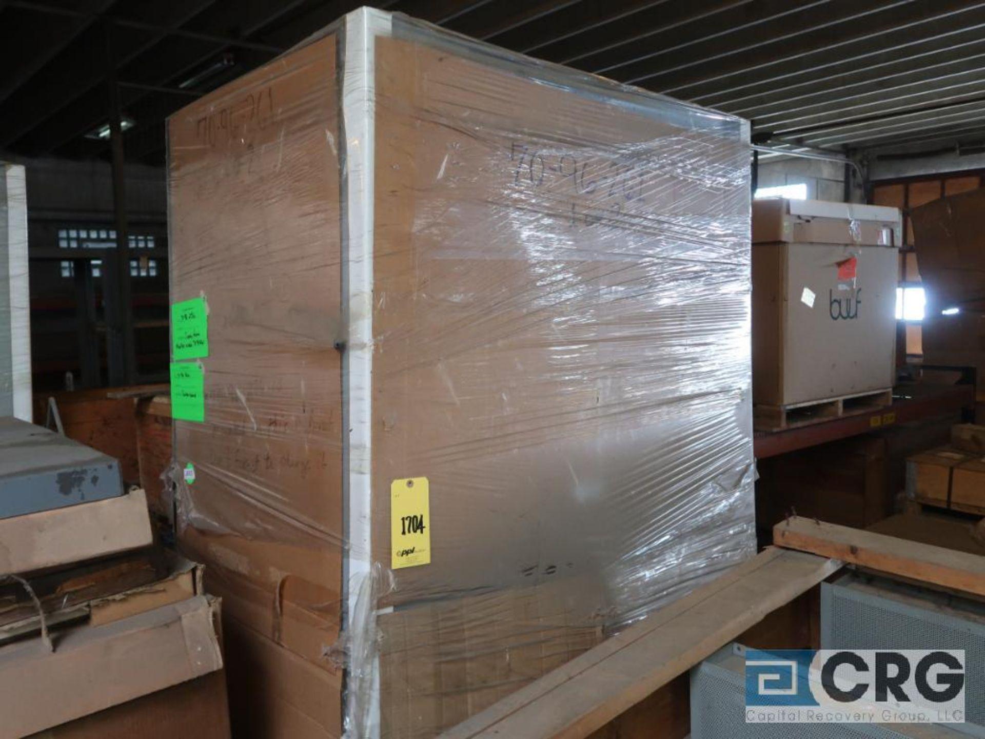 Uniclad 2000 KVA dry type transformer, 3 ph., HV 22860, BIL .125 KV, LV 480 GRDY/277 BIL. 10 KV, (5) - Image 4 of 4