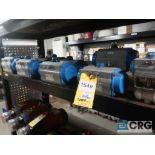 Lot of (9) Jamebury actuators, assorted sizes-contents on (1) shelf (Inside Shop-496 Dock Area)