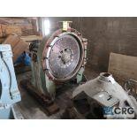 Beloit 38 in. double disc refiner (Off Site Warehouse)
