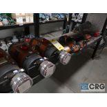 Lot of (11) Worcester Controls actuators, assorted sizes-contents on (1) shelf (Inside Shop-496 Dock