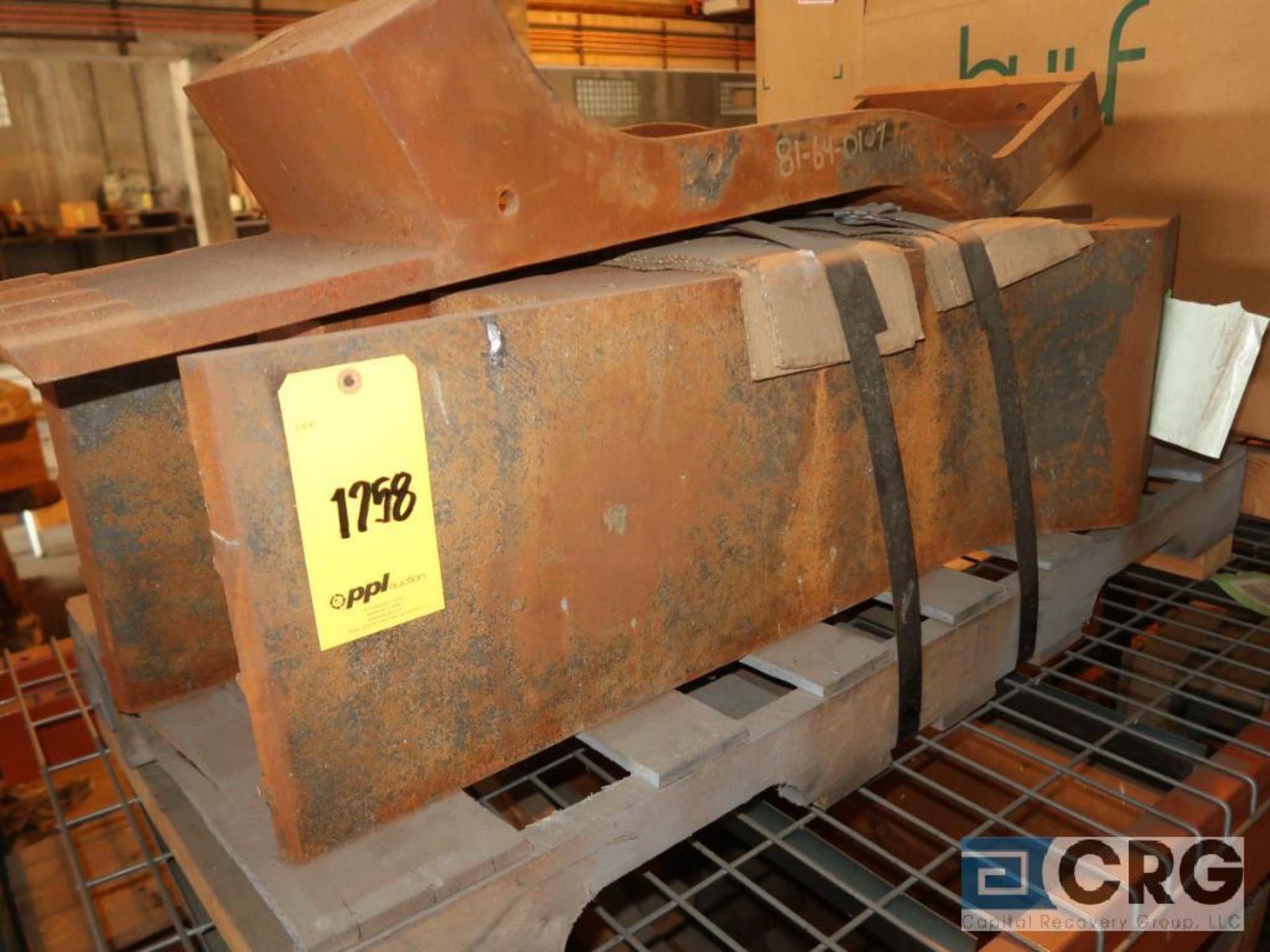 Elliot turbine parts (Next Bay Cage Area) - Image 3 of 3