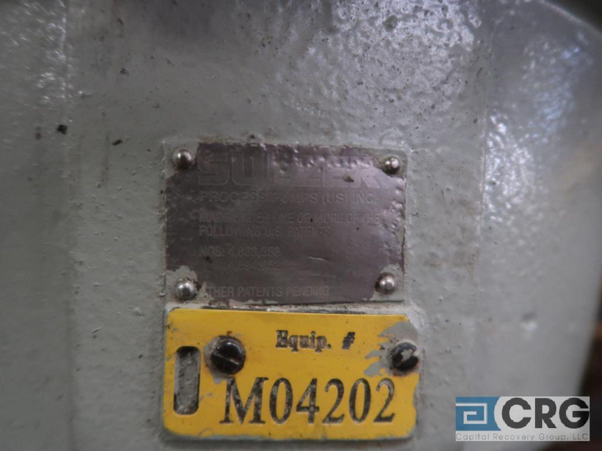 Sulzer APT L334 process pump, 6 x 4 x 14 (Basement Stores) - Image 3 of 3
