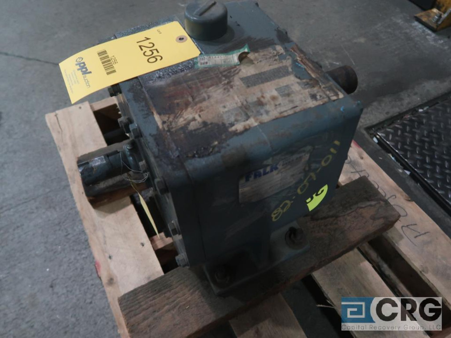 Falk 1030 FC24 gear drive, ratio 7.691, 155 RPM, s/n 96A0015 (Finish Building)