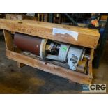 Lot of (2) Ahlstrom actuators (Next Bay Cage Area)