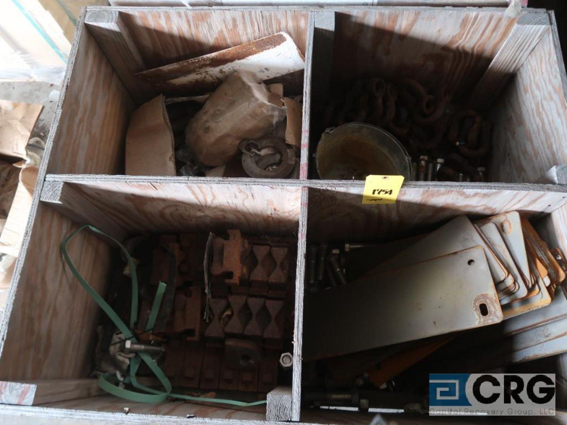 Lot of (31) pallets kiln brick, (1) pallet crete block mix, and (3) pallets ceramic coupling (Next - Image 2 of 5