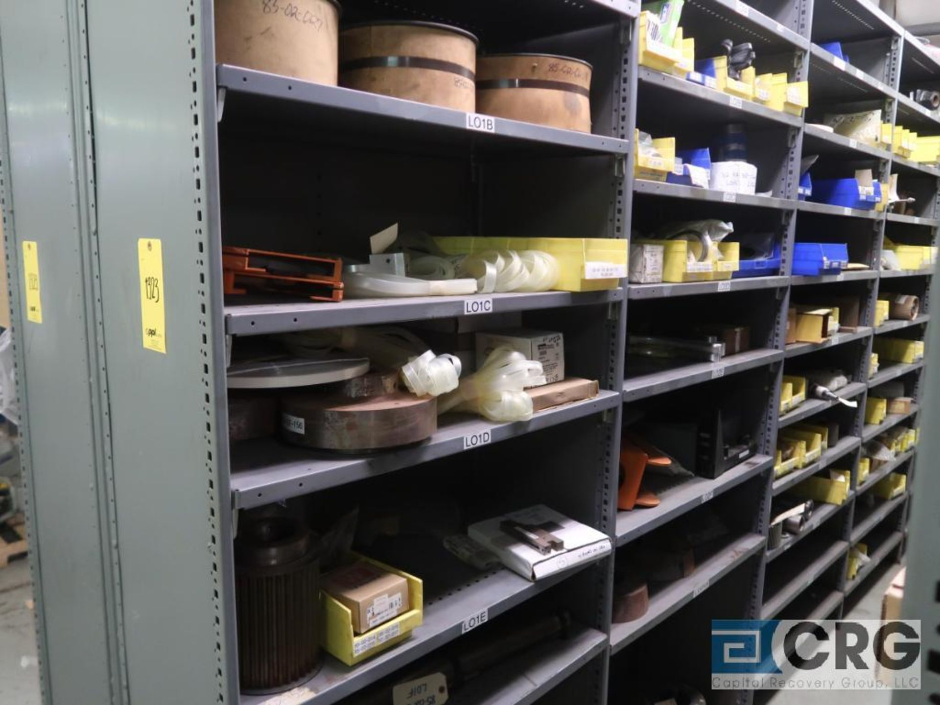 Lot of (15) sections with chart recording chat, pen, and toners-CONTENTS ONLY (Store Basement) - Image 6 of 9
