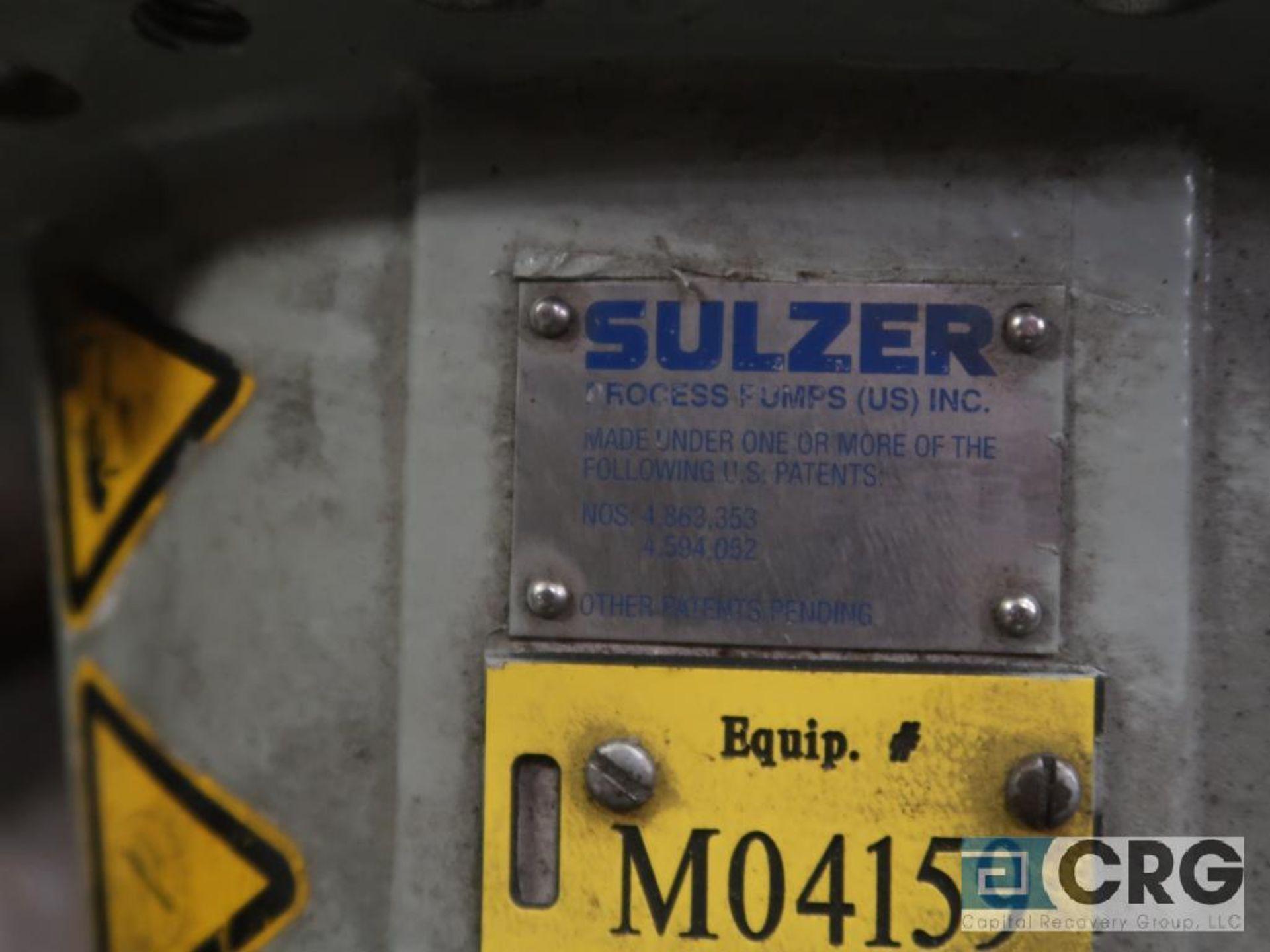 Sulzer APT 31 4C process pump, 10 x 8 x 13 (Basement Stores) - Image 2 of 2