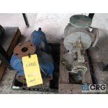 Lot of (2) centrifugal pumps, (1) Baffalo, and (1) Viking LL4126 (Basement Stores)