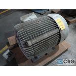 Louis-Allis Pacemaker motor, 100 HP, 3,565 RPMs, 460 volt, 3 ph., 405TS frame (Finish Building)