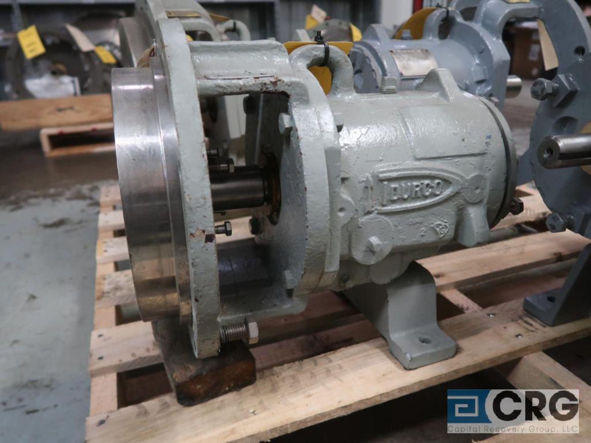 Durco PEZYA-13LM 10 in. pump, s/n 163719 (Basement Stores)
