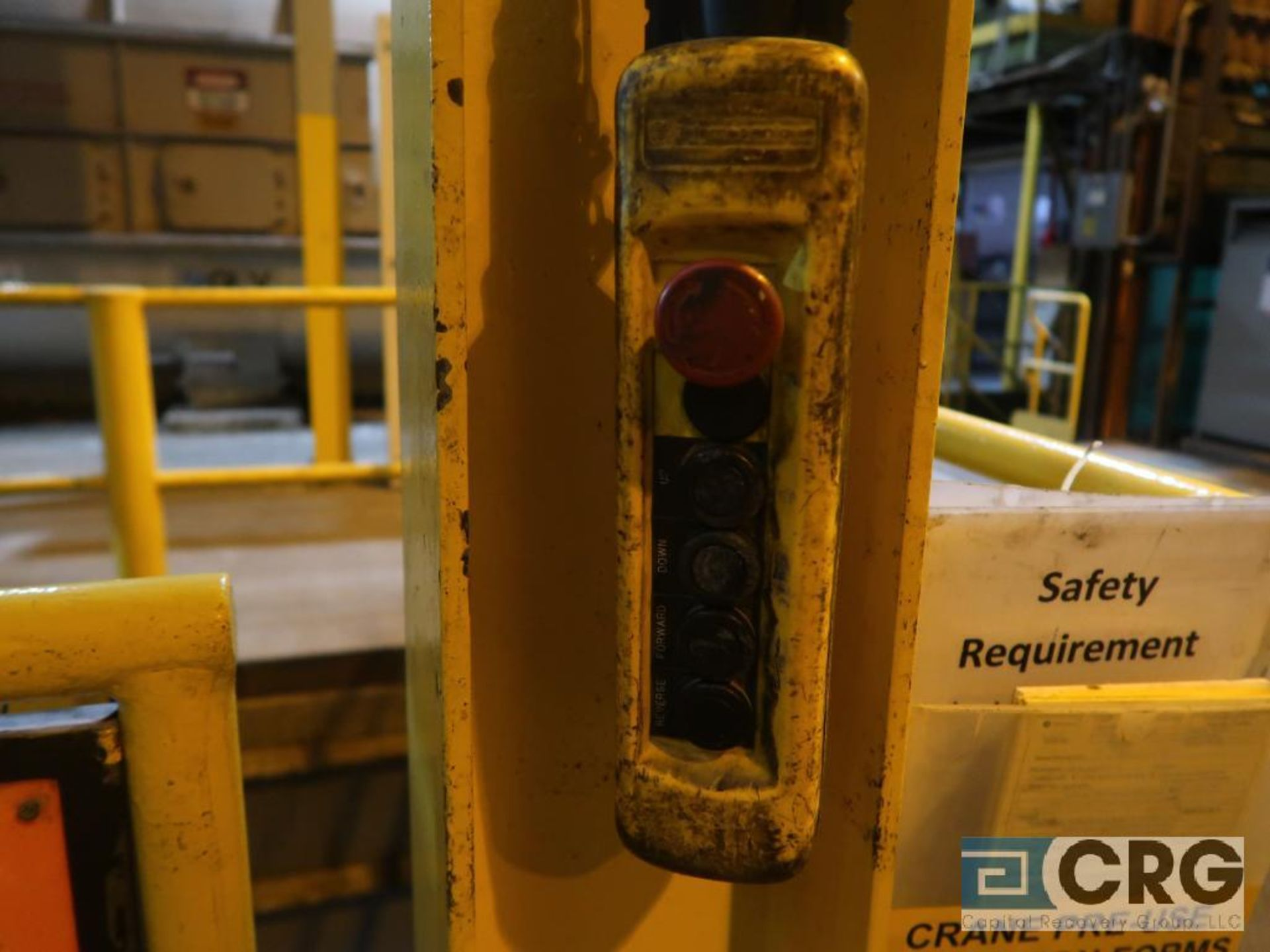 Konecranes XN25 electric hoist, 3 ton cap., hoist only, no beam-LATE DELIVERY (Located on Level - Image 3 of 12