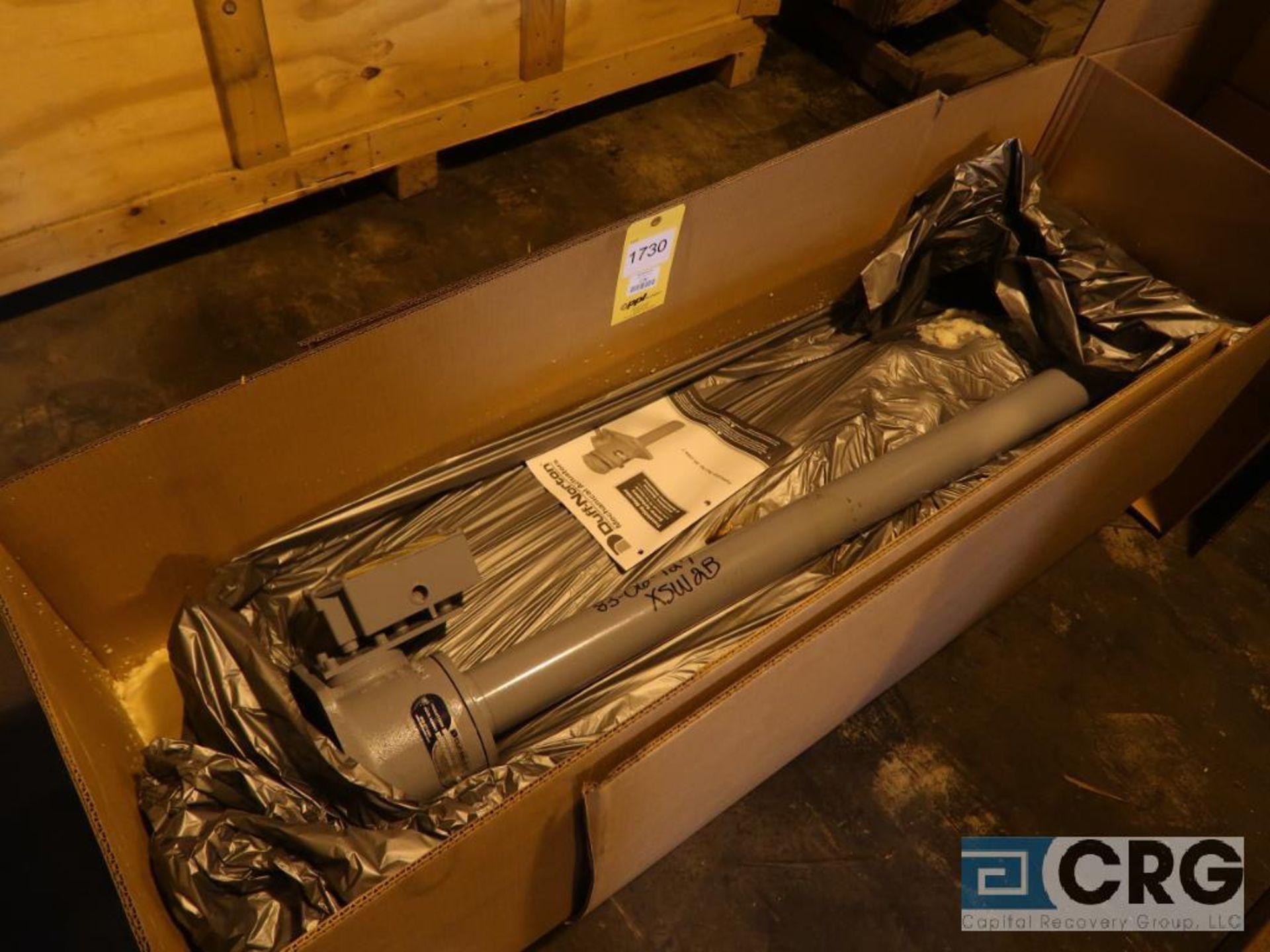 Duff Morton worm gear actuator (Next Bay Cage Area)