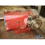 Waukesha 3 in. stainless positive displacement pump (Basement Stores)