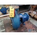 Goulds NM 3196 stainless pump, 4 x 5 x 13 (Basement Stores)