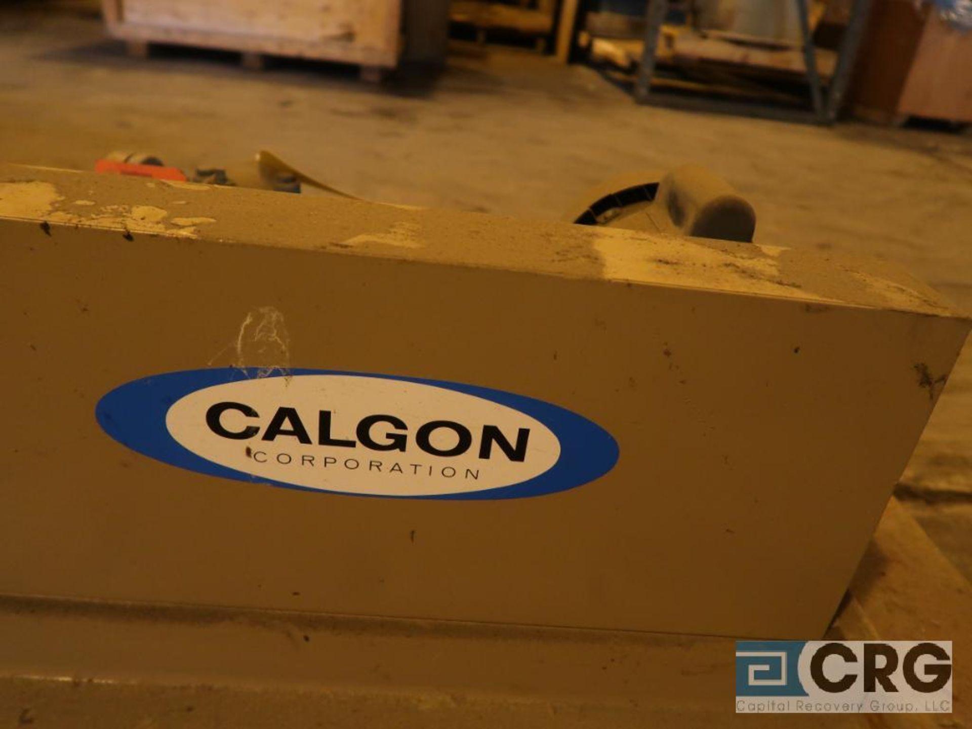 Calgon 2MI pump with 1/3 HP motor (Next Bay Cage Area) - Image 2 of 2