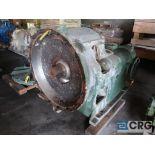 Beloit DD 2000 38 in. double disc refiner, s/n N 00855-R00 (Off Site Warehouse)