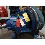 Allis Chalmers F8MI 16 in. pump (Basement Stores)