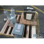 Lot of (3) transformers (Finish Building)
