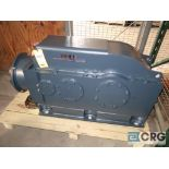 Falk 2100YB2LB gear drive, ratio-5.603, input RPM 1,305, output RPM 233, service rate HP. 200, s/n
