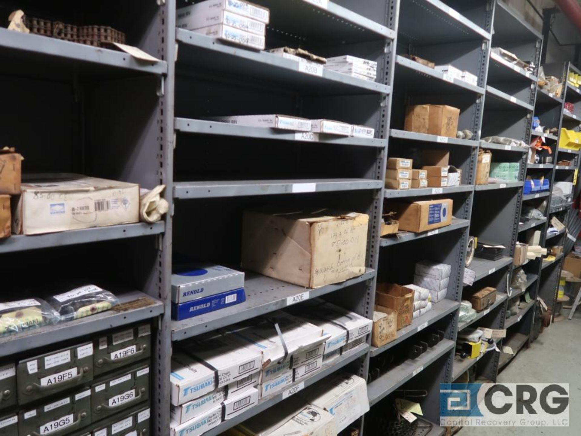 Lot of (14) sections with cable, chain, pulley, and conduit-CONTENT ONLY (Store Basement) - Image 4 of 10