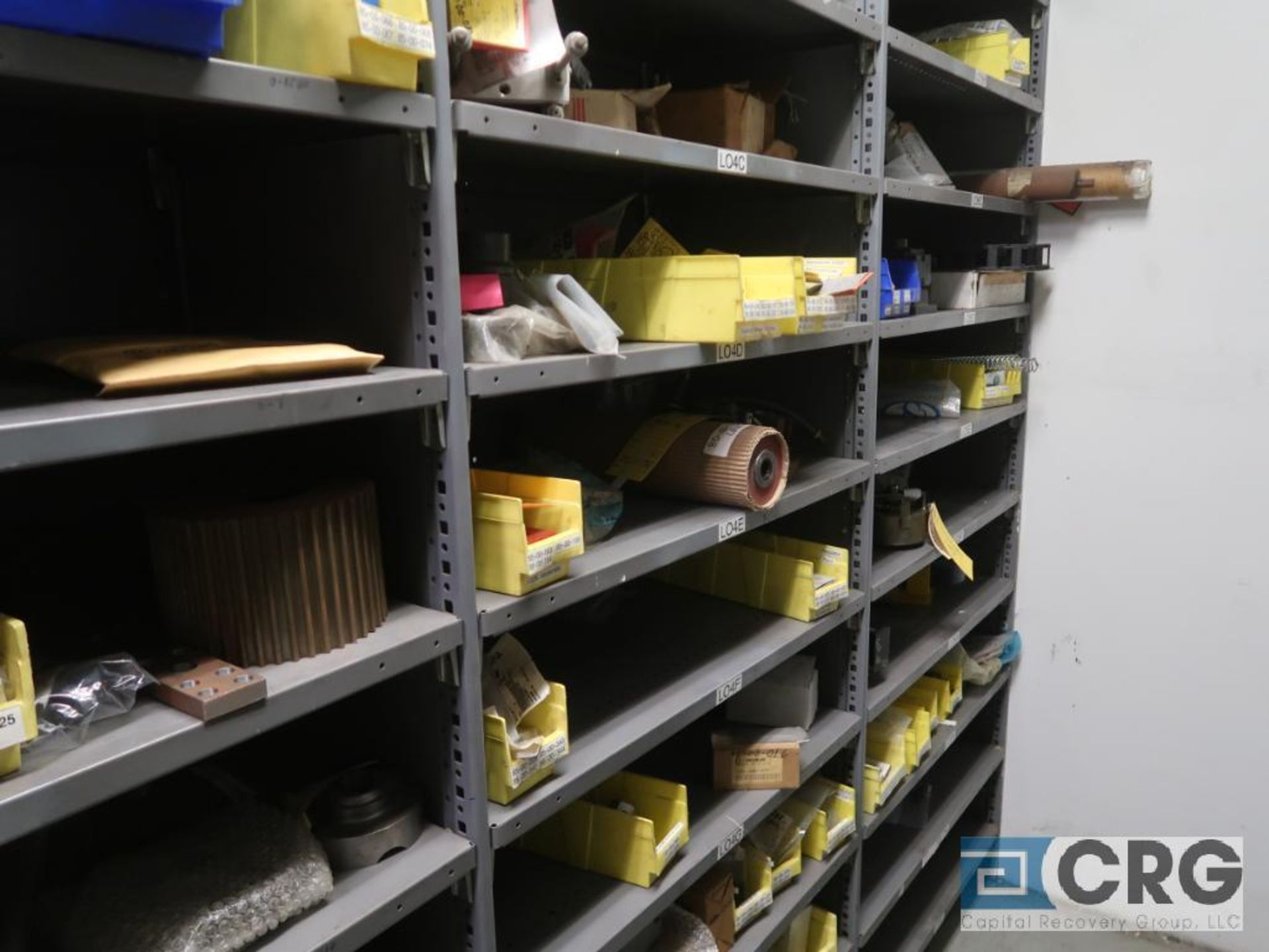 Lot of (15) sections with chart recording chat, pen, and toners-CONTENTS ONLY (Store Basement) - Image 4 of 9