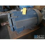 Siemens induction motor, 200 HP, 1,785 RPMs, 2,300 volt, 3 ph., 447T frame (Finish Building)