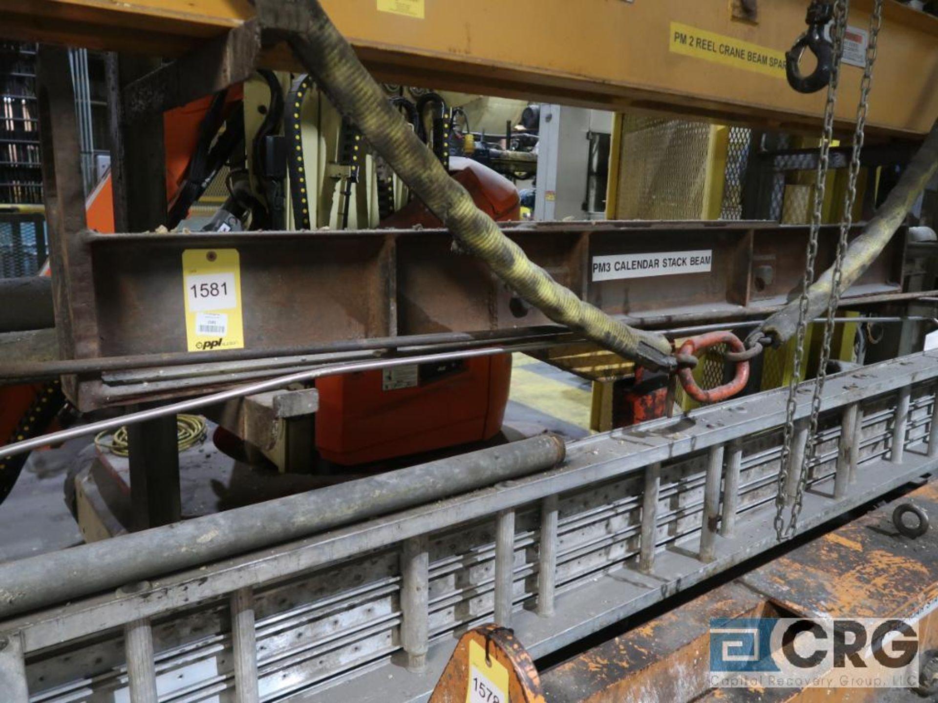 """Caldwell spreader bar, 5 Ton capacity, 7' 7"""" span (PM1 area)"""