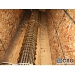 Lot of (5) crates with copper and stainless heat exchanger tube (Next Bay Cage Area)
