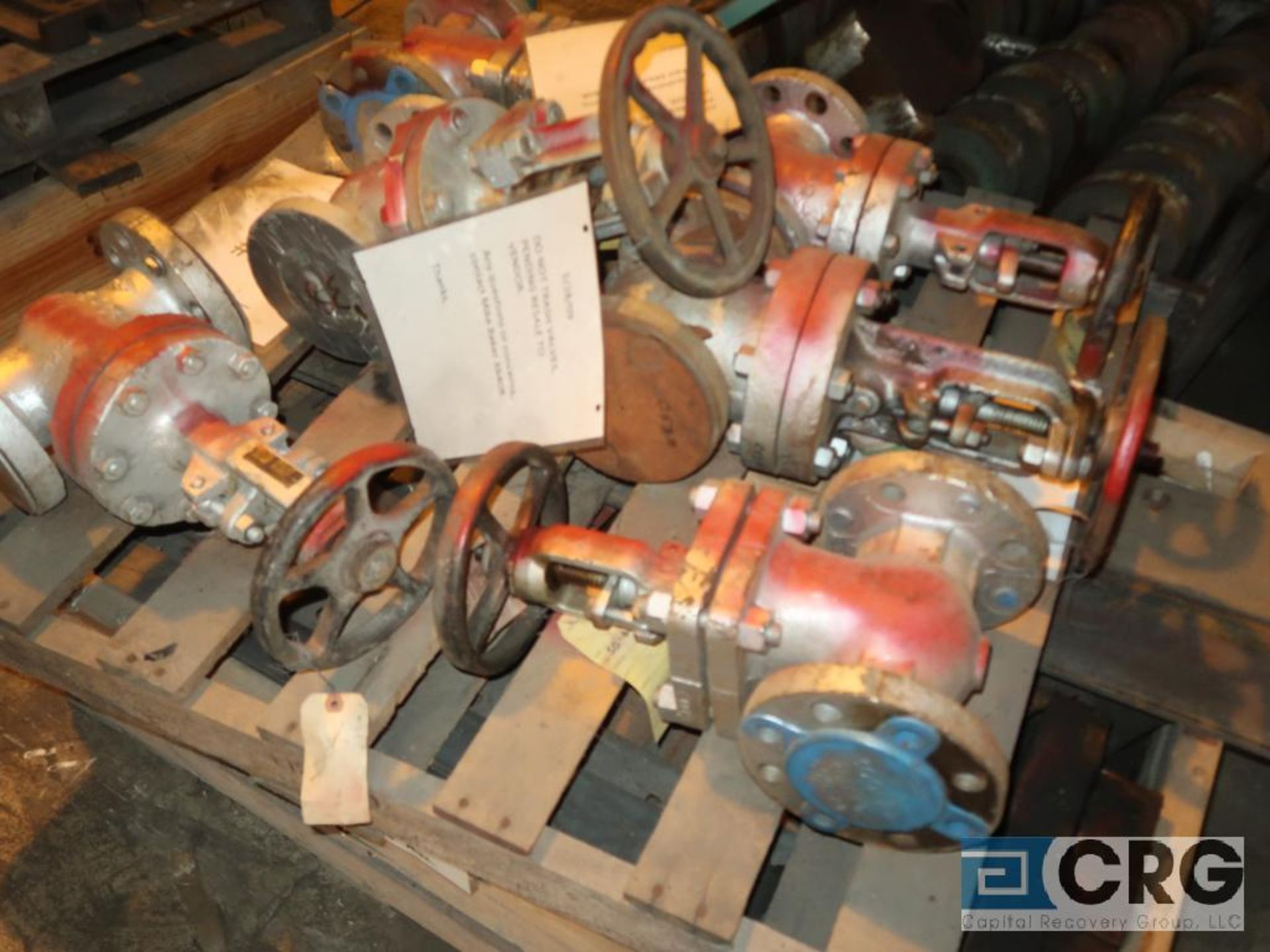 Lot of assorted parts for debarker, coal, and chipper on (29) pallets (Next Bay Cage Area) - Image 10 of 17
