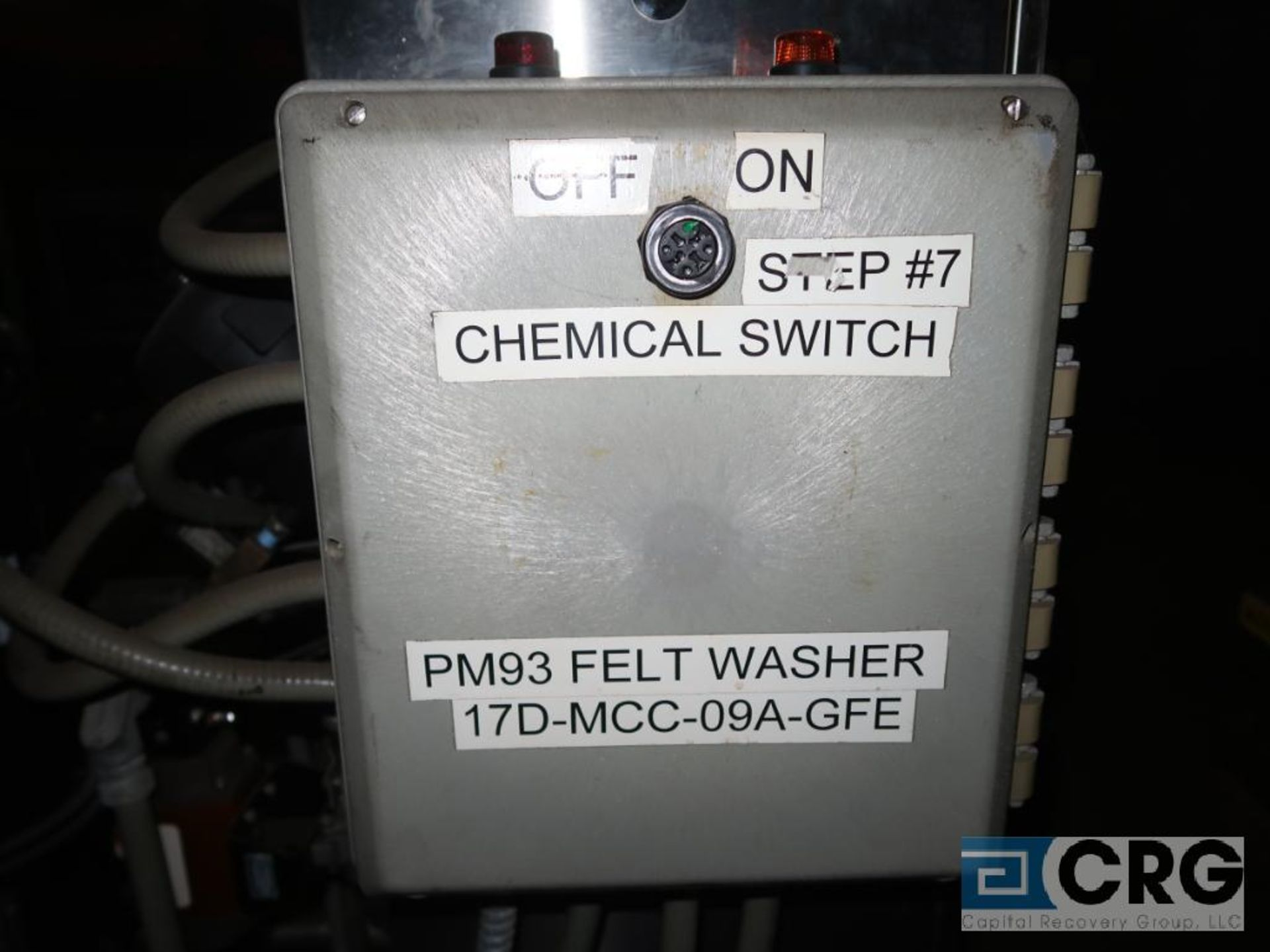 HCT FB100 high pressure hot water system, s/n 000021 (Off Site Warehouse) - Image 3 of 3