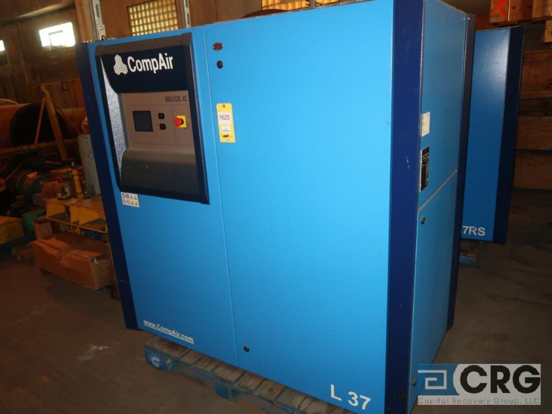 Gardner Denver L37RS DELCOSXL air compressor, mfg. 2011, s/n 6740002 (Off Site Warehouse)