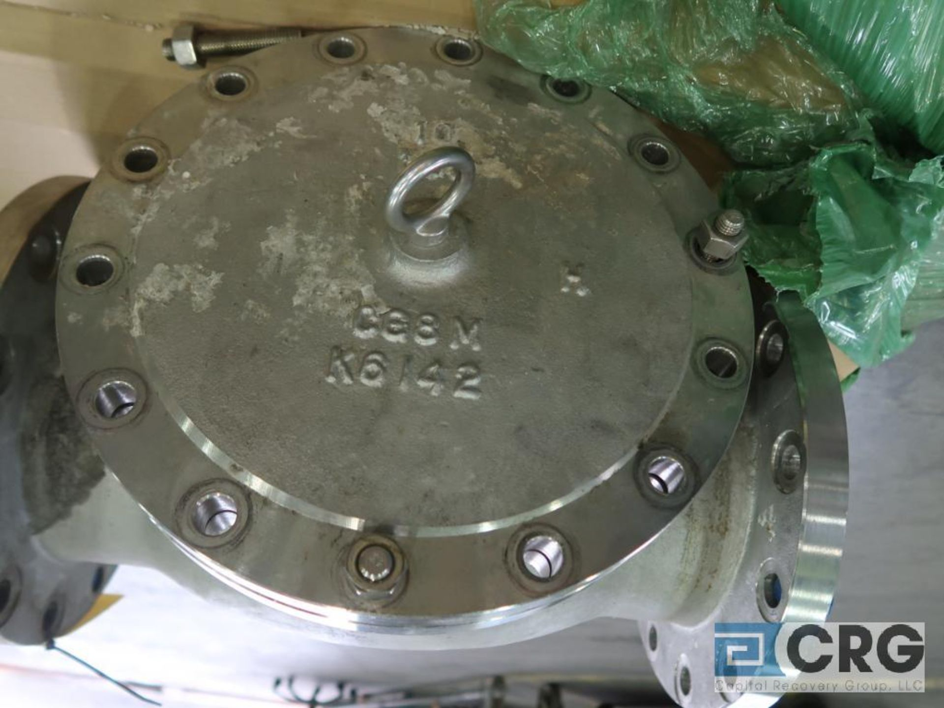 Valve, 10 in. (Finish Building) - Image 2 of 2