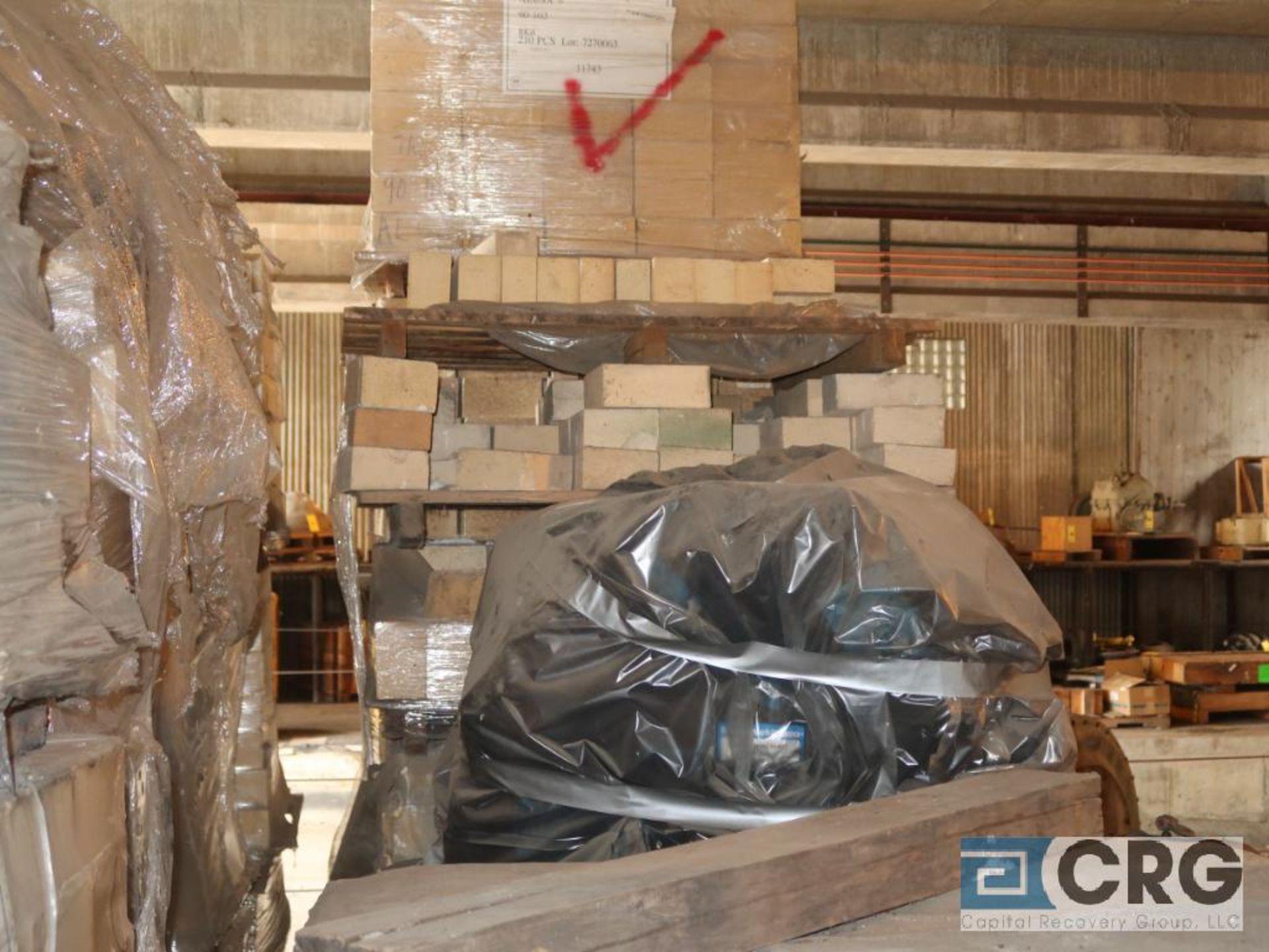 Lot of (31) pallets kiln brick, (1) pallet crete block mix, and (3) pallets ceramic coupling (Next - Image 4 of 5