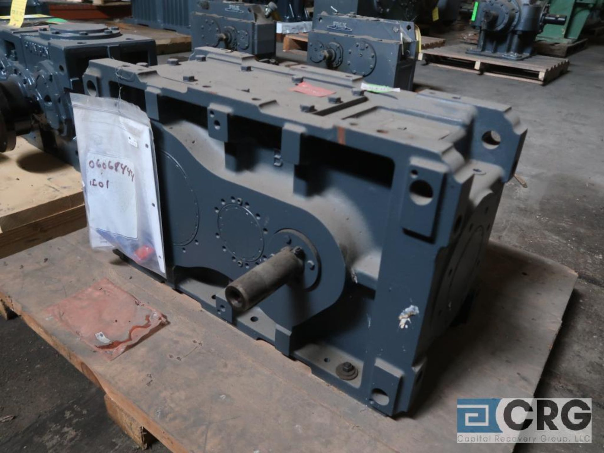 Falk M1130DHC 2A gear drive, ratio-9.932, RPM 1170/117.8, service rate HP. 25, s/n 068444C1 (Next - Image 2 of 3