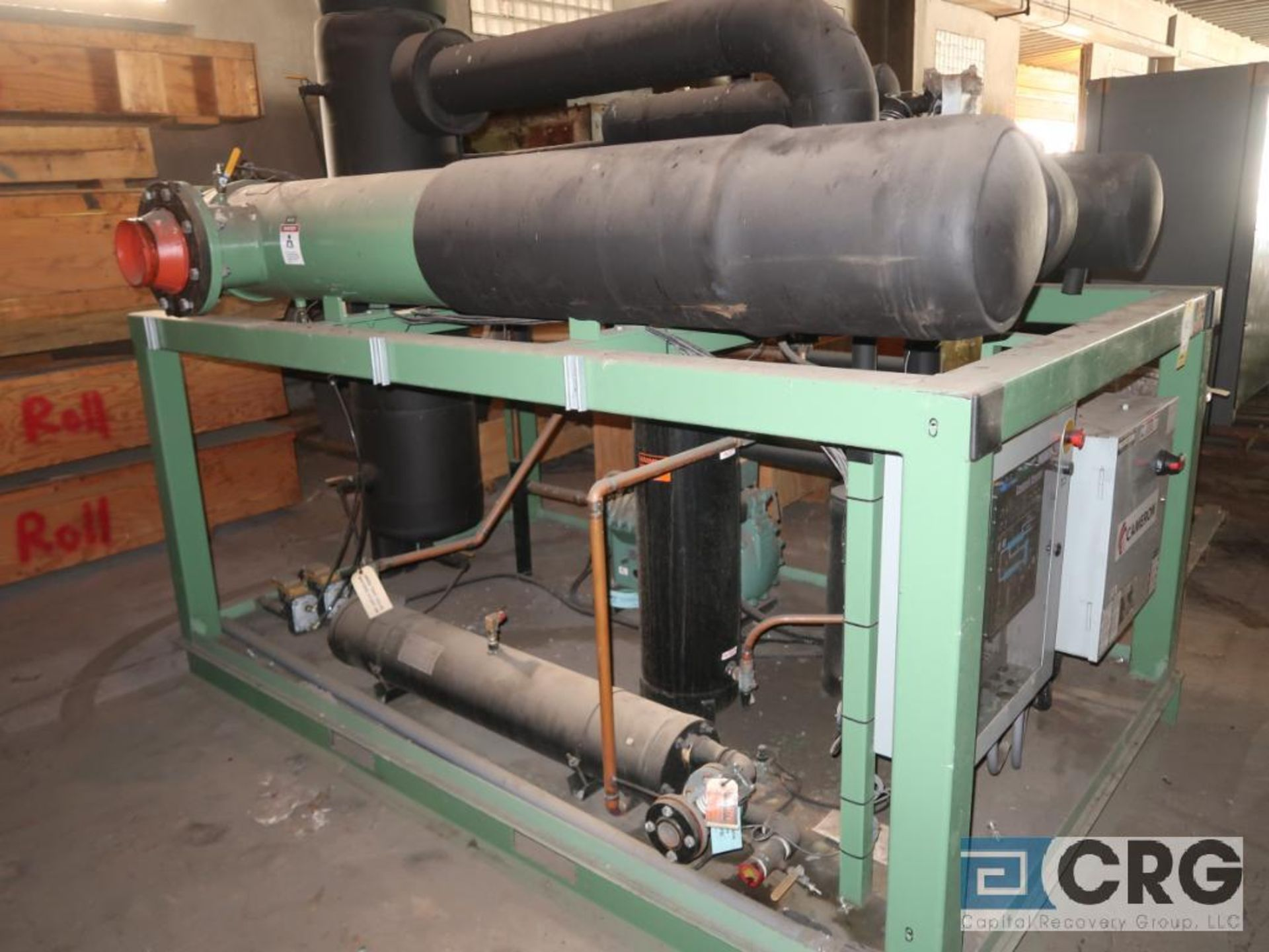 Cameron DC4000 W4 refrigeration/air dryer system, cap. 4,000 SCFM, MWP175, 460 volt (Off Site - Image 3 of 4